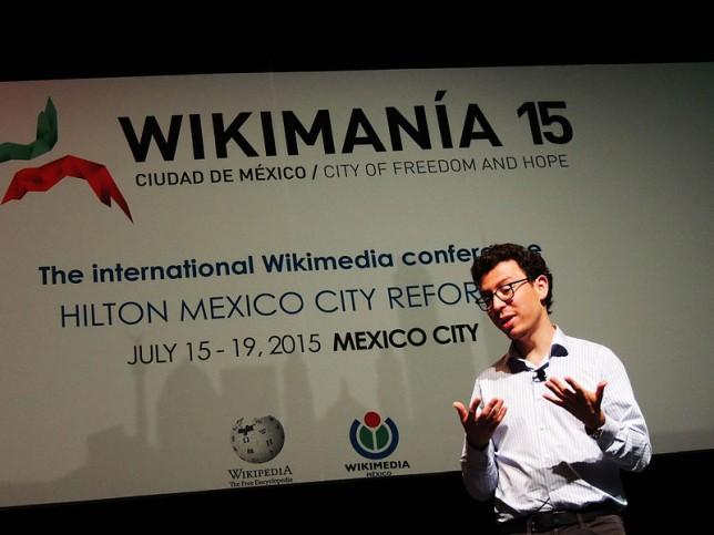 Luis von Ahm, creador de Duolingo. Por MadriCR [CC BY-SA 4.0], via Wikimedia Commons